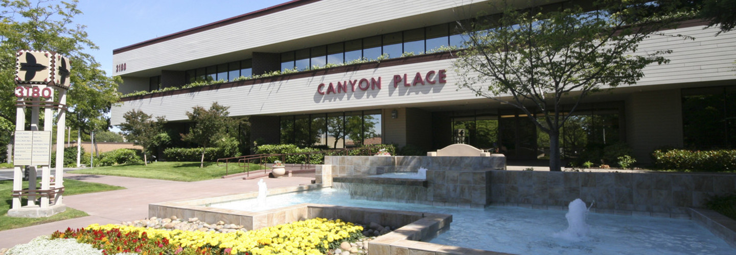 Canyon place office park  1