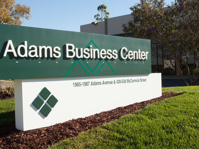 Adams business center 7