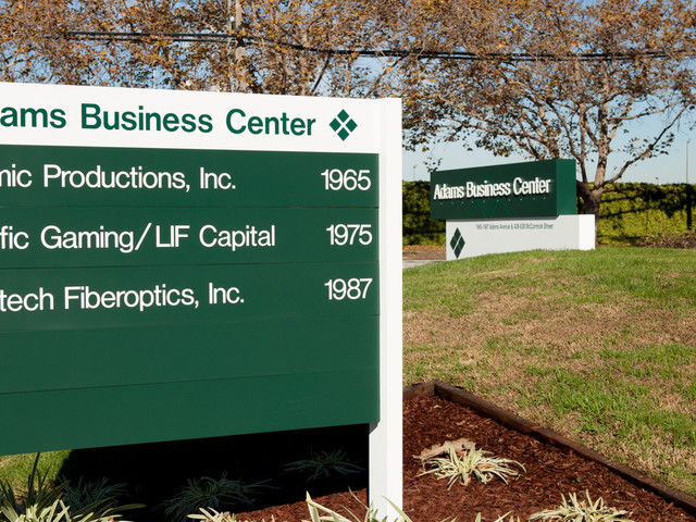 Adams business center 8